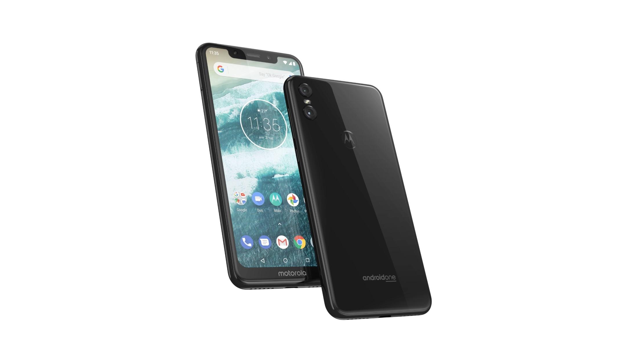 Novinka Motorola One nyní za akční cenu 5 999 Kč [sponzorovaný článek]