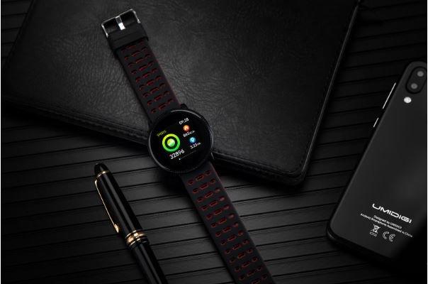 UMIDIGI oznámil nové hodinky Uwatch