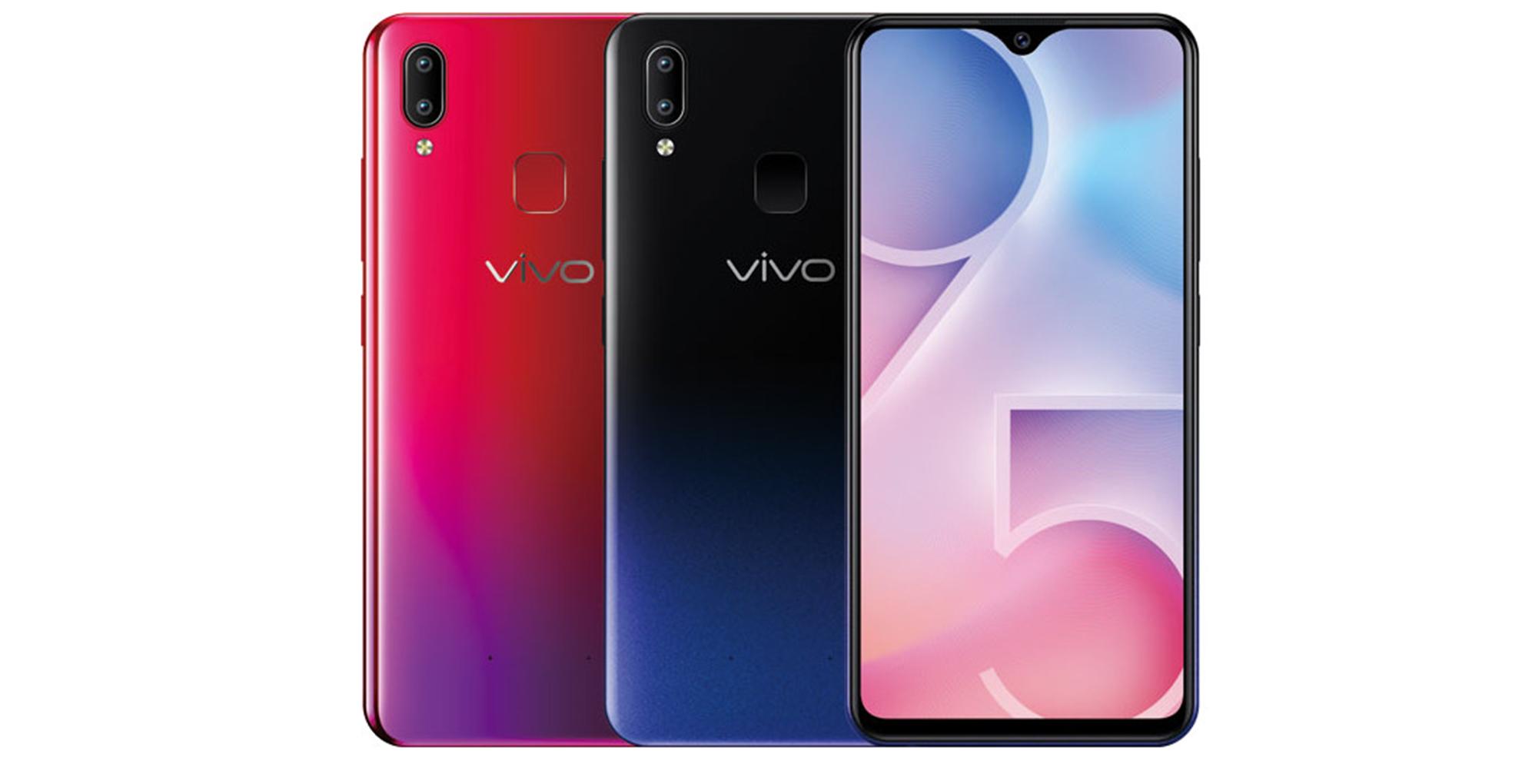 Vivo Y95 představeno, nabízí velkorysou kapacitu baterie