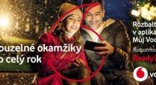 Vánoční dárky od Vodafonu budou celoroční