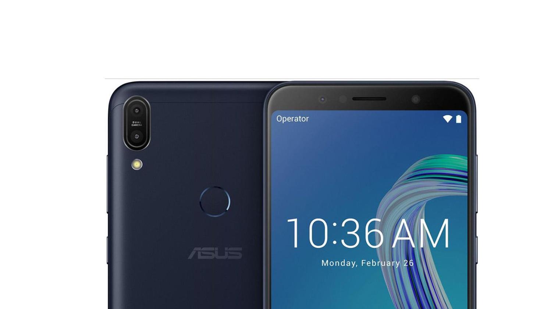 Asus připravuje Zenfone Max Pro M2 a Zenfone Max M2