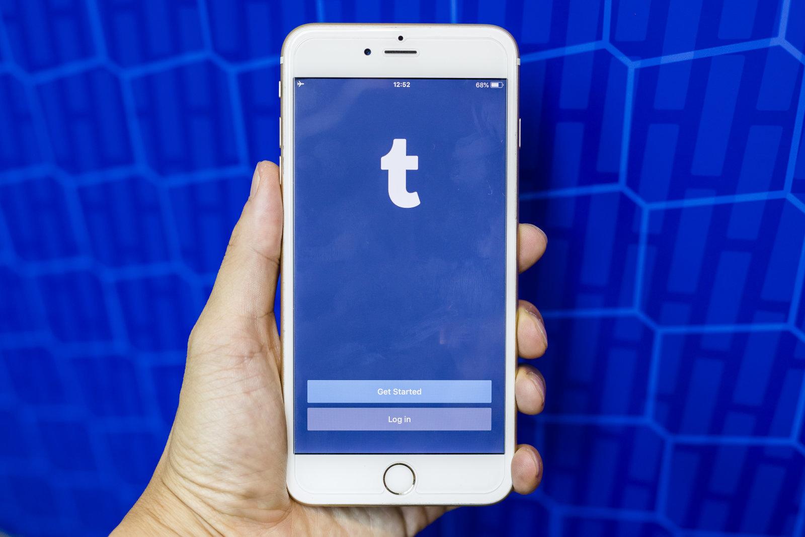 Tumblr se vrátil na Apple App Store [aktualizace]
