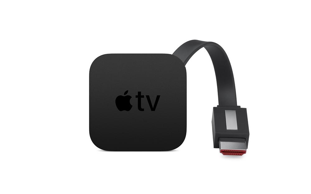 """Apple zřejmě připravuje """"levný"""" TV dongle"""