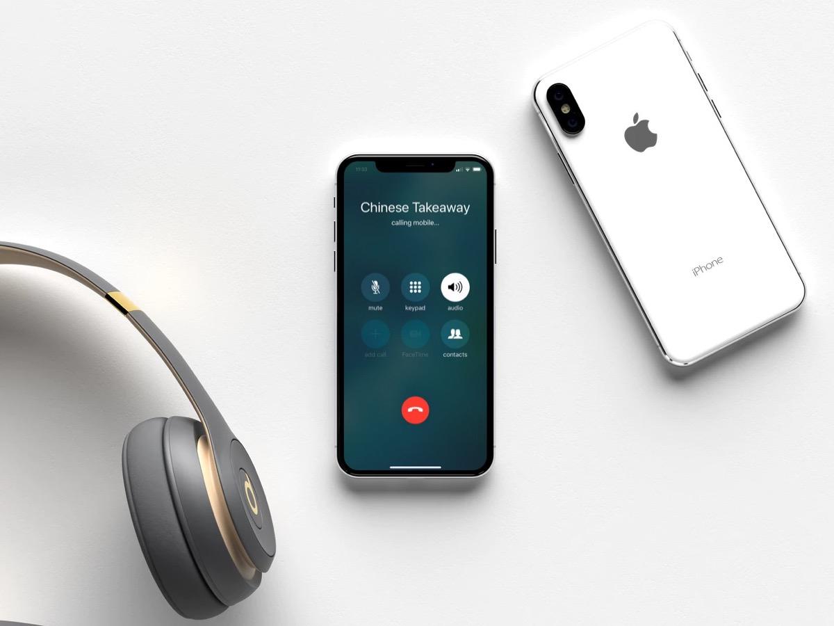 """iPhone: Uskutečnění """"hlasitého"""" hovoru pomocí hlasového příkazu [návod]"""
