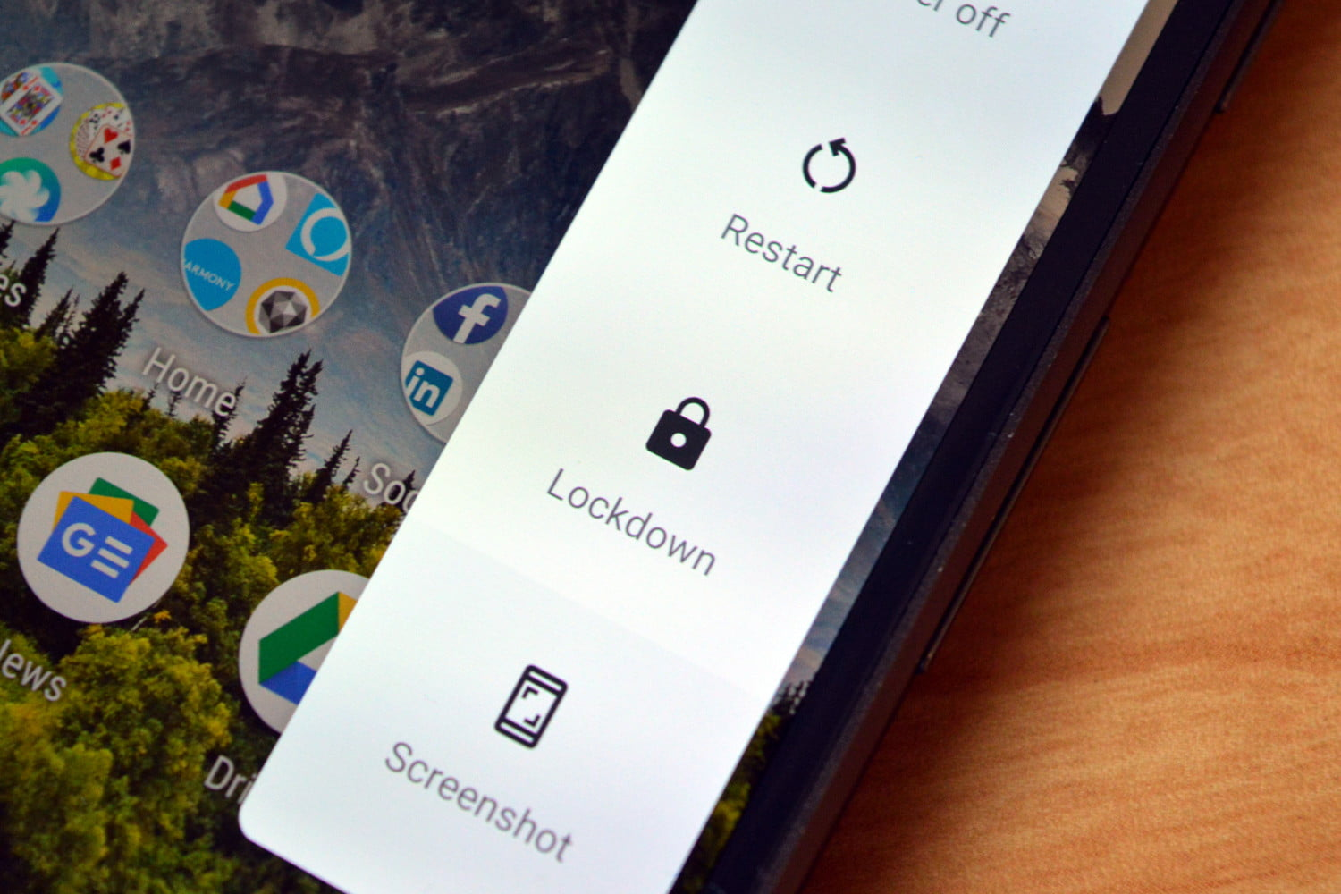 "Android 9 Pie obsahuje ""lockdown mode"""