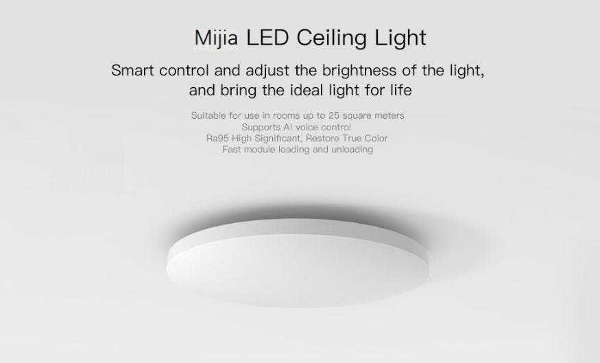 Nové stropní světlo od Xiaomi je v akci [sponzorovaný článek]