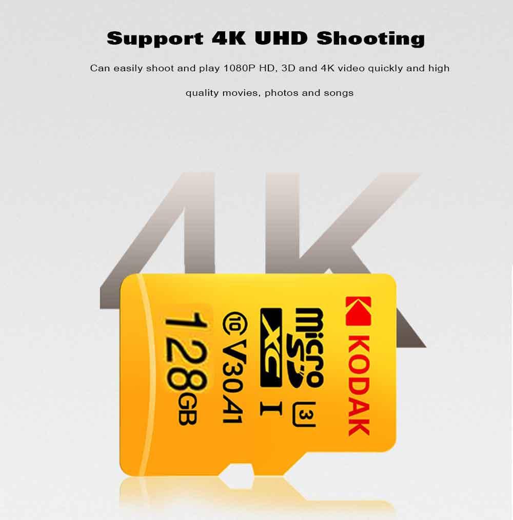 Extrémně rychlá a bezpečná SD karta Kodak nyní ve slevě! [sponzorovaný článek]