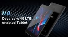 Alldocube uvede nový tablet M8
