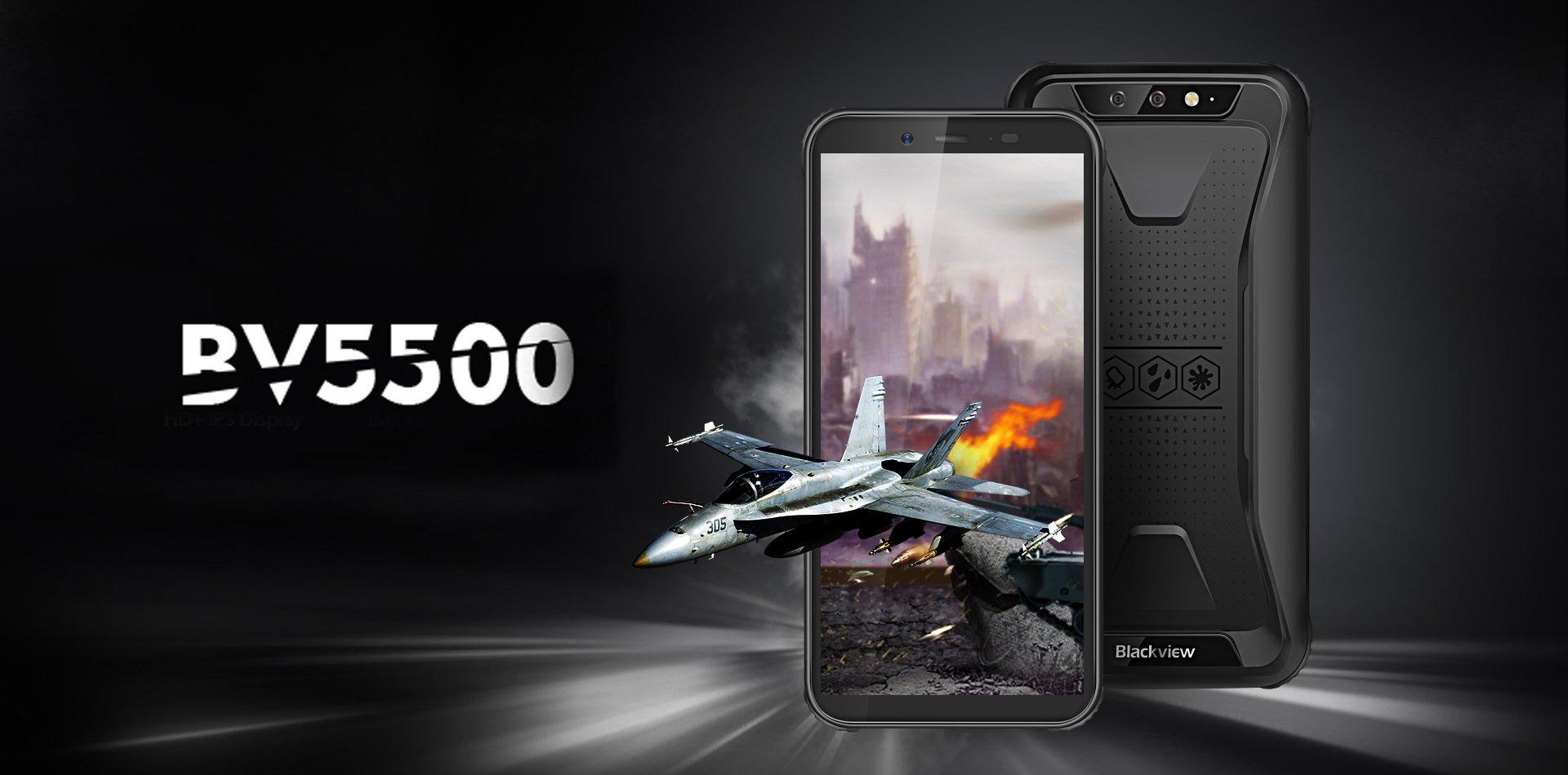 Blackview BV5500 – nový obrněnec na cestě