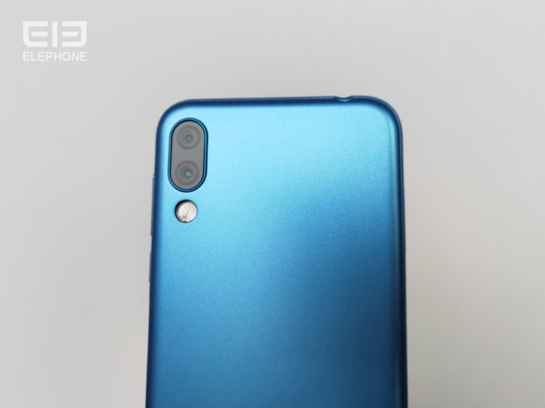 Elephone oznámí základní model A6 Mini