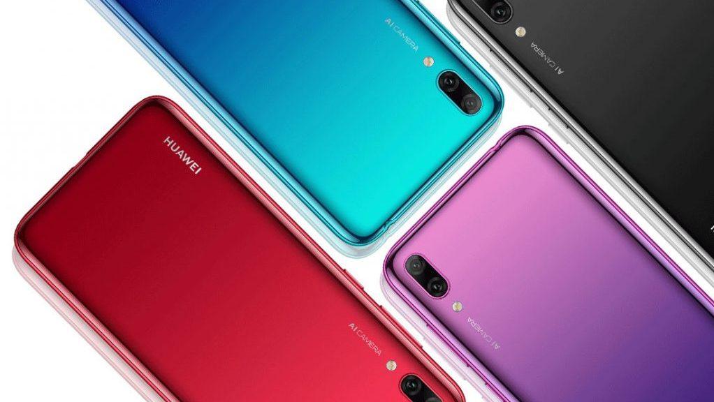 Huawei Enjoy 9 představen, výřez v displeji míří do nižší třídy