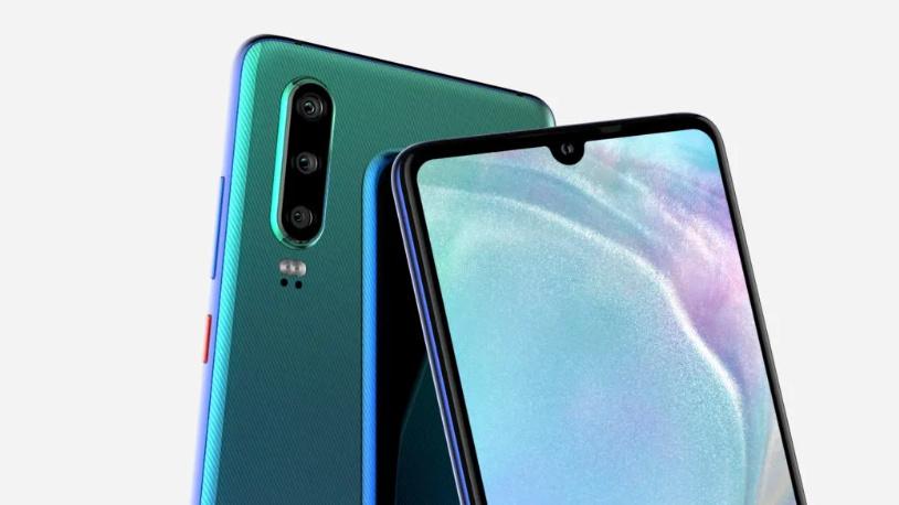 Huawei P30 na neoficiálním renderu [aktualizováno]