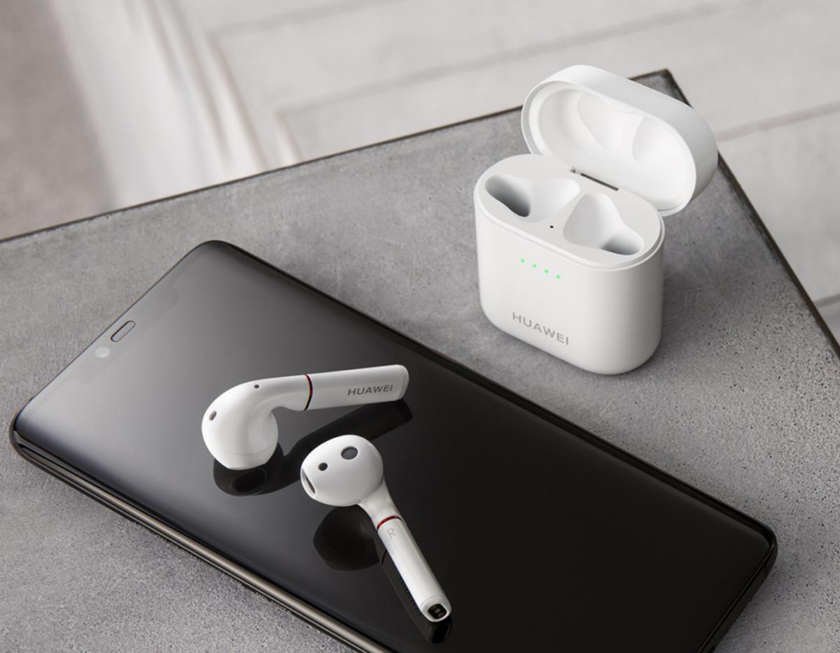 Sluchátka Huawei Freebuds 2 Pro jdou pomalinku do prodeje