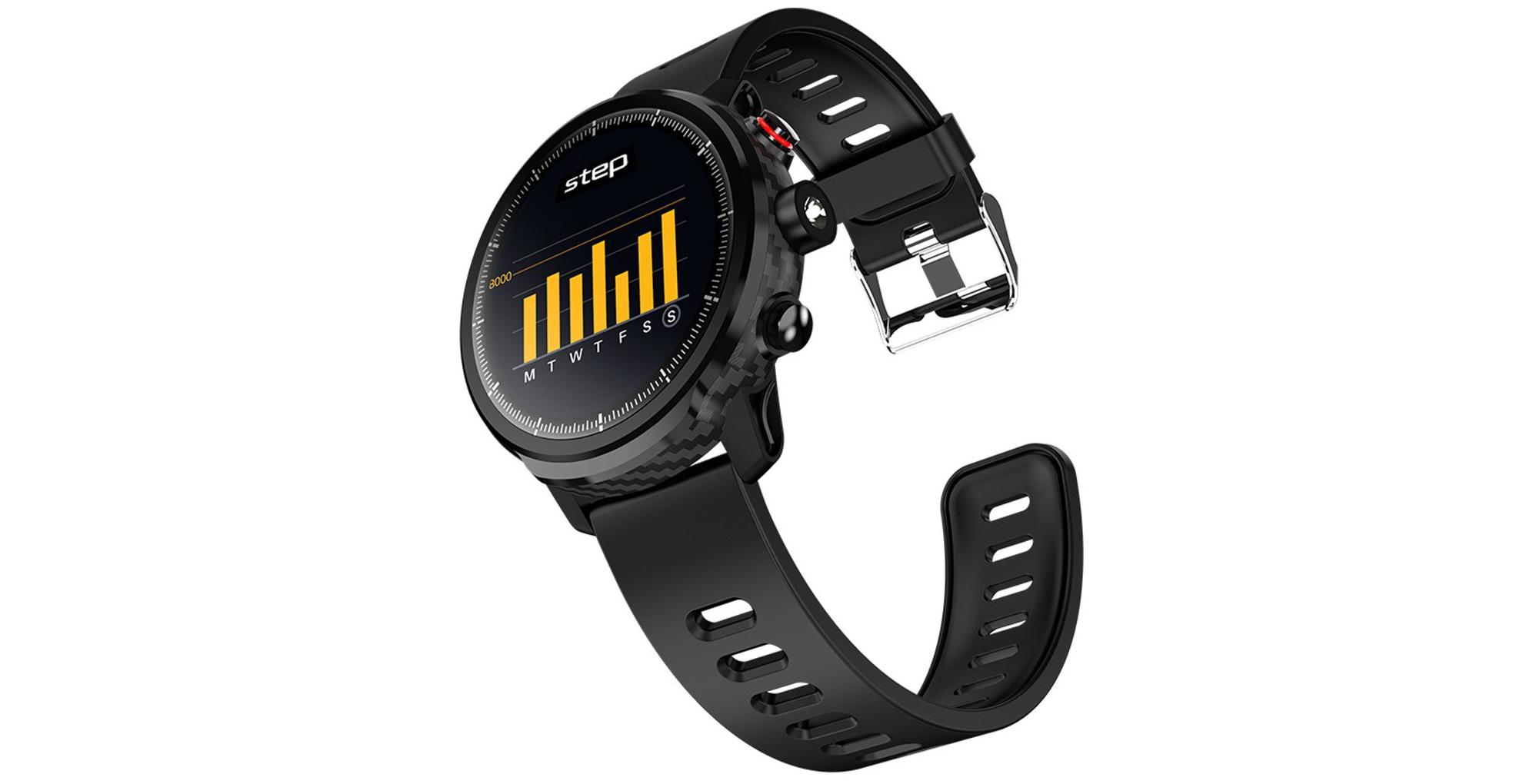 Chytré hodinky L5 s TOP funkcemi jen nyní za pár kaček! [sponzorovaný článek]