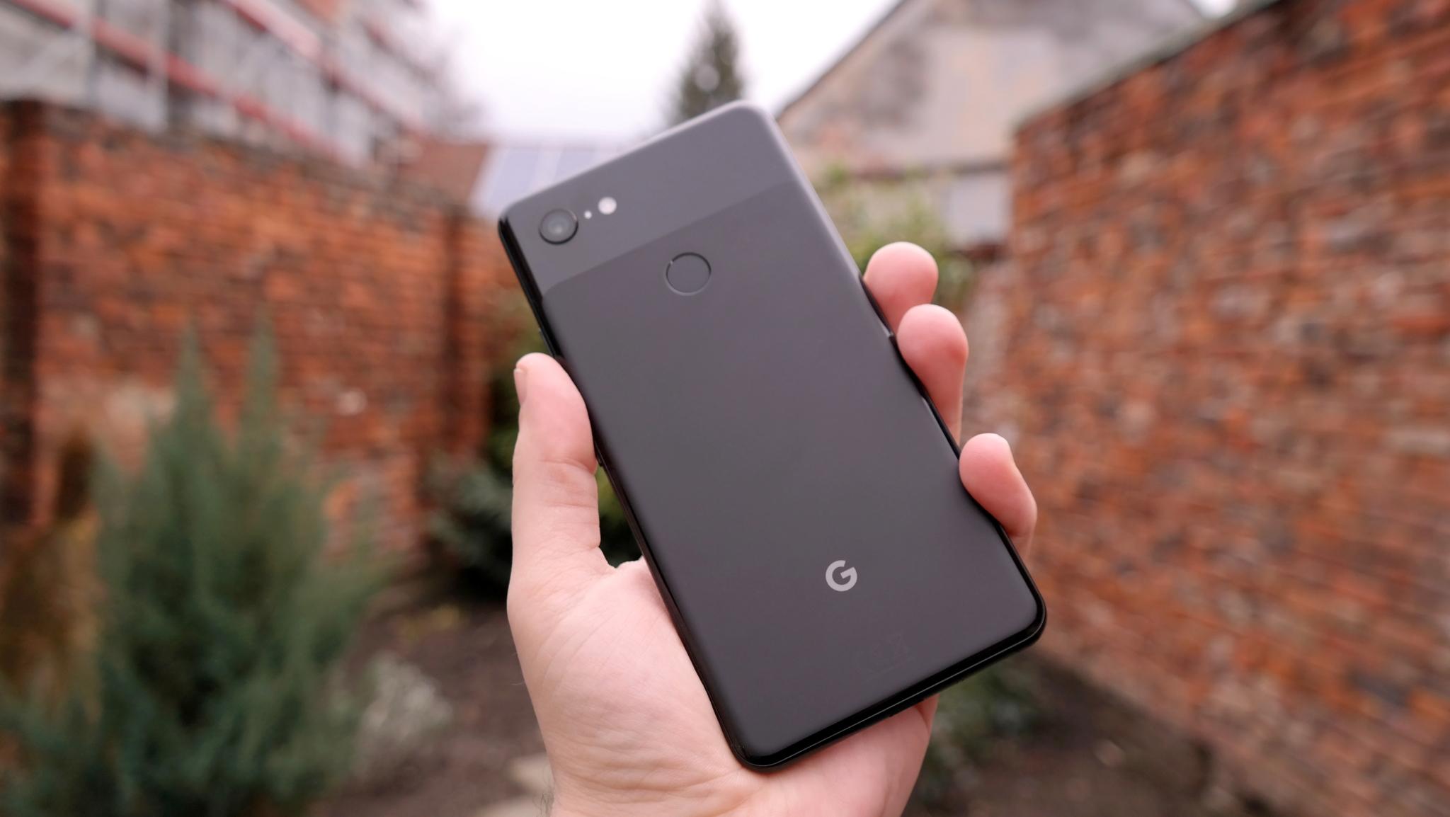 """Android """"Columbus"""" aneb poklepání na zádech jako nová funkce"""