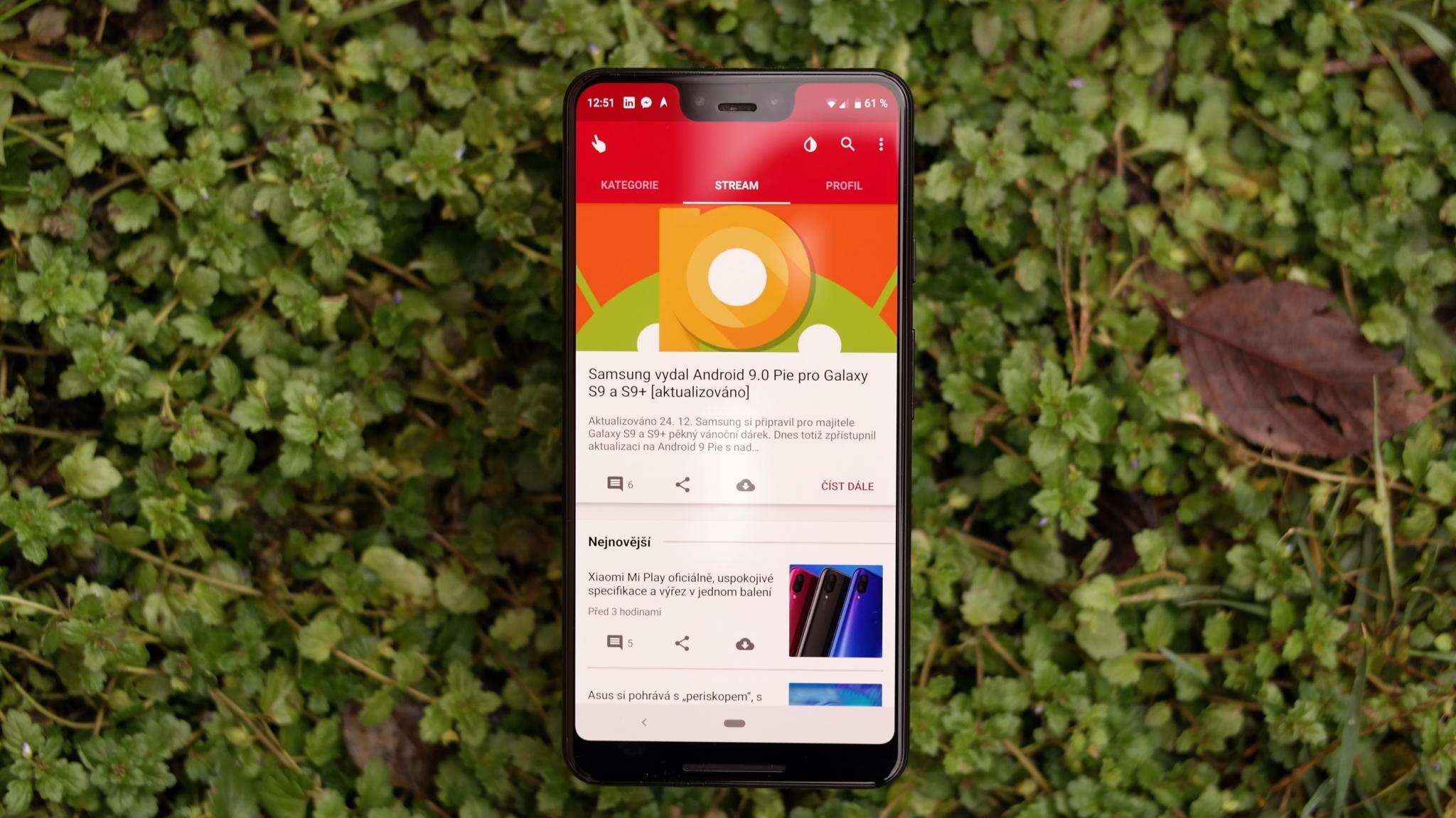 Pixel 3 XL – ten nejhnusnější? [recenze]