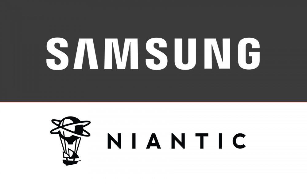 Samsung investuje 40 milionů do her od Niantic