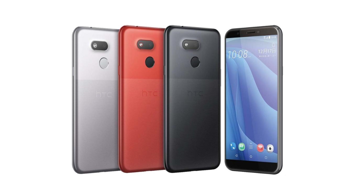 HTC Desire 12s je novinka do nižší třídy