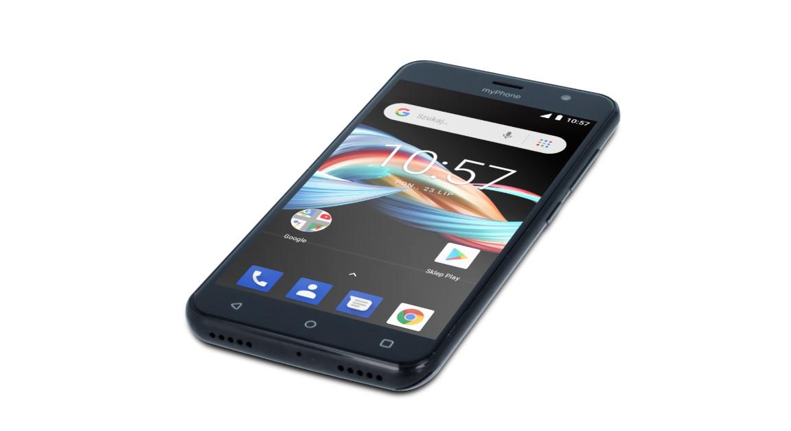 myPhone FUN 6 Lite – Android Go novinka přichází do Česka