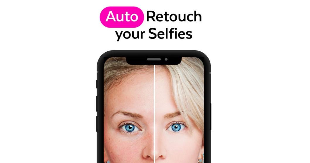 """Aplikace Lensa vám pomůže """"lhát"""" u selfie fotek"""