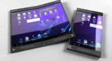 ZTE chce konkurovat ohebnému smartphonu od Samsungu