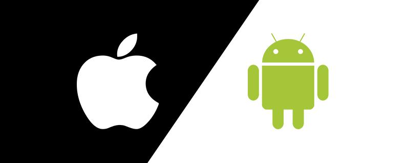 Android těží ze ztráty iOS napříč celým světem