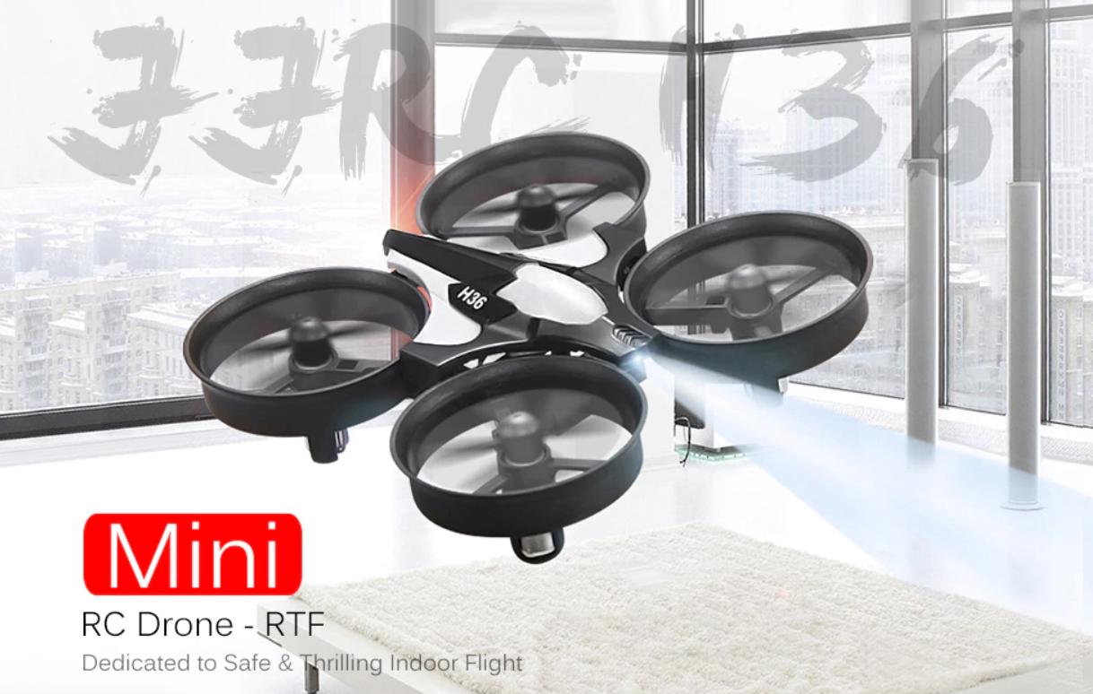 Omezená vánoční akce: TOP létající drony do 2 700 Kč! [sponzorovaný článek]
