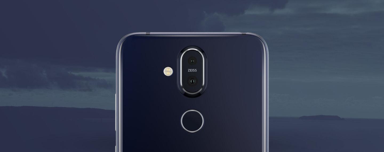 Nokia 8.1 oficiálně představena, přijde na 399 eur