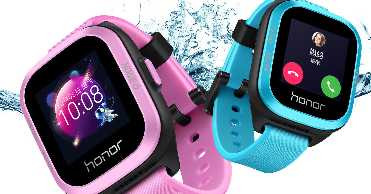 Huawei představil hodinky Honor K2 Kids s rodičovskou kontrolou