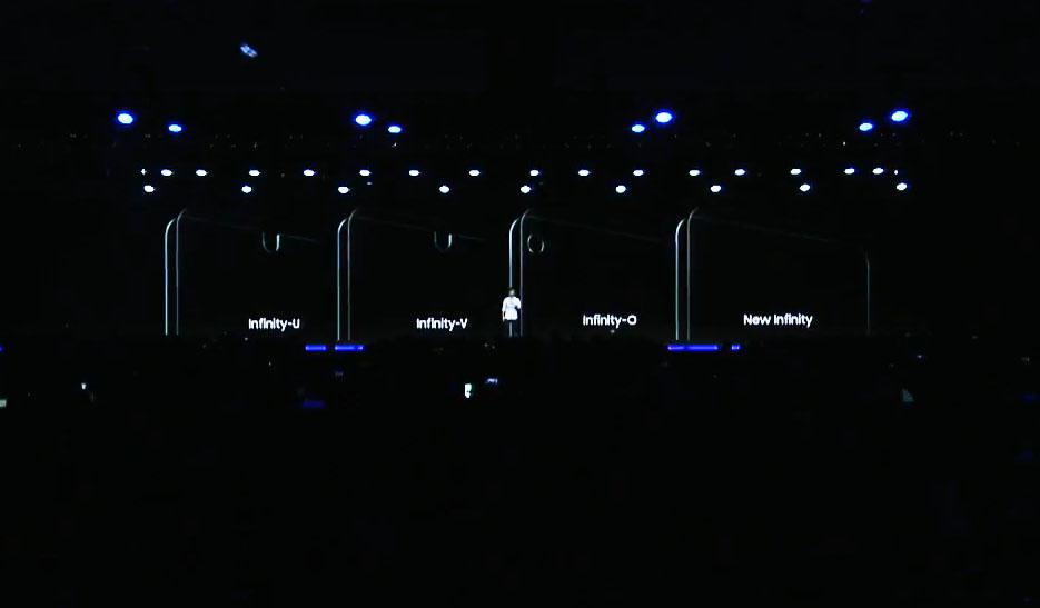 Samsung si chce patentovat všechny výřezy