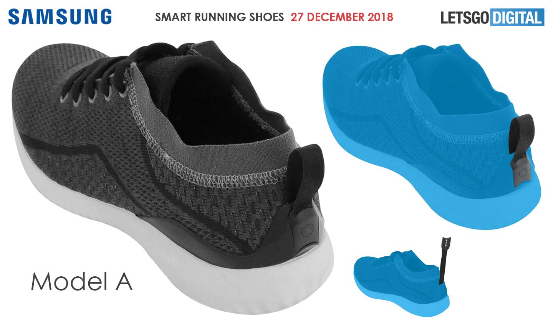 Samsung údajně chystá běžeckou obuv s umělou inteligencí