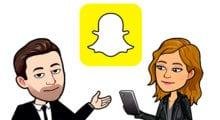 Snapchat umožňuje sdílet Stories s dalšími aplikacemi