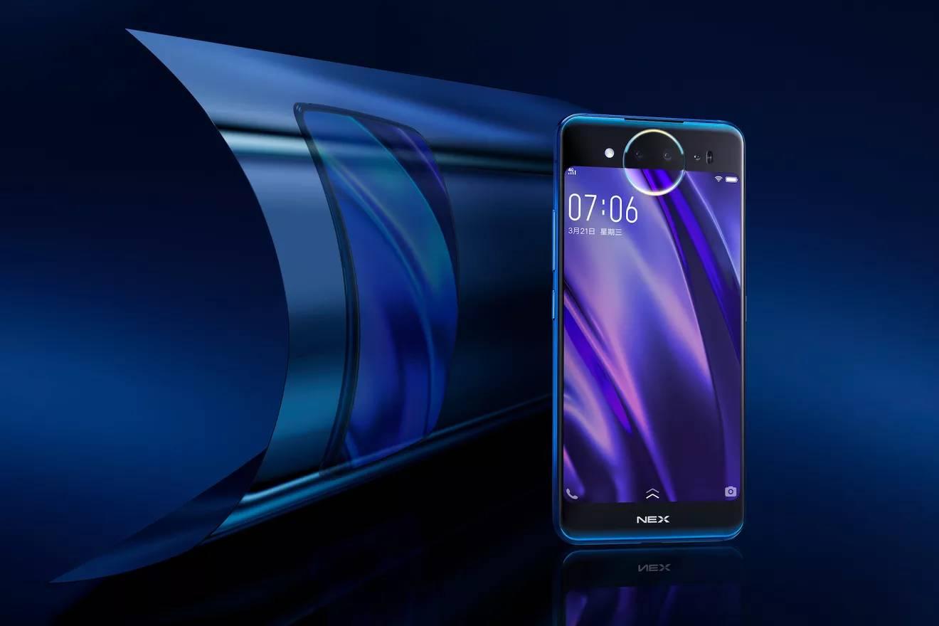 Vivo NEX Dual Display Edition oficiálně