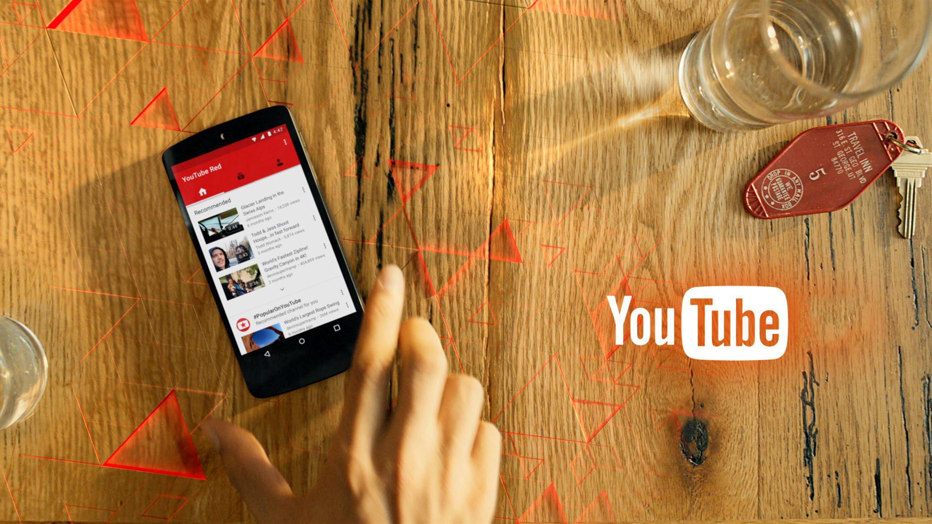 Youtube přidává automatické přehrávání do sekce odběrů [aktualizováno]
