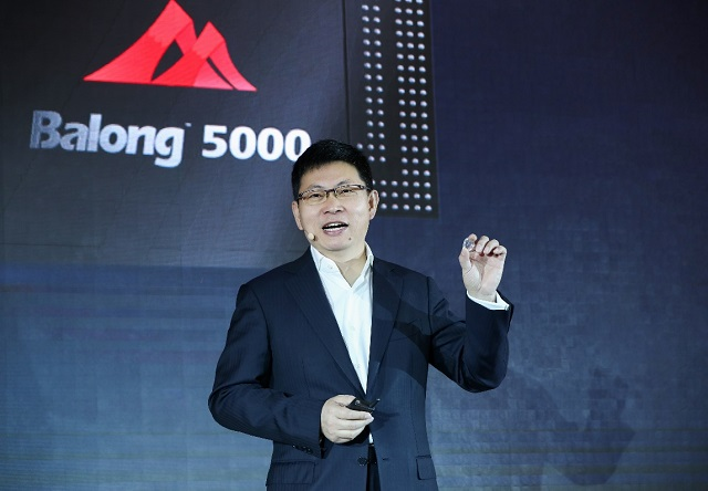 Huawei představil Balong 5000 pro 5G sítě