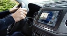 Auta Mercedes-Benz nabídnou klidnější trasu, pokud bude řidič vystresovaný [CES]