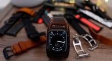 Pro Apple Watch se údajně chystají světelné řemínky