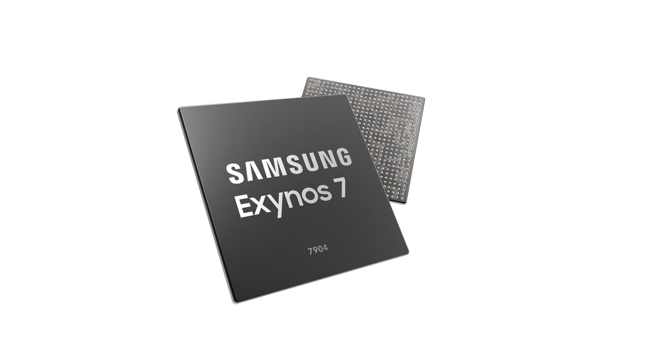 Samsung uvedl Exynos 7904 a chystá Exynos 9825