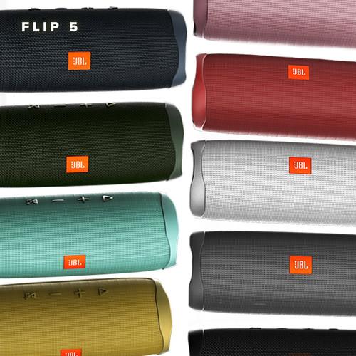 JBL uvádí Flip 5, JR POP a Link Drive [CES]