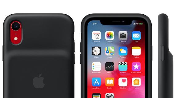 Apple představil Smart Battery Case pro iPhone XS, XS Max, XR [aktualizováno]