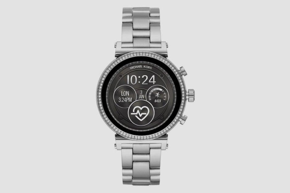 Michael Kors odhalil Access Sofie 2.0, chytré hodinky pro ženy [CES]