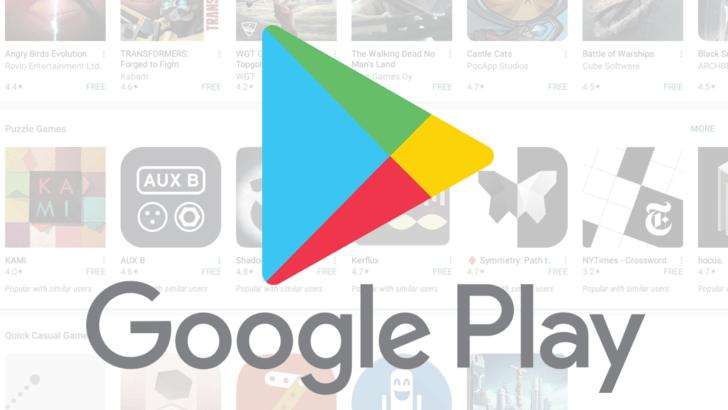 Google bude aktualizovat aplikace, byť nebudete přihlášeni do Obchodu Play