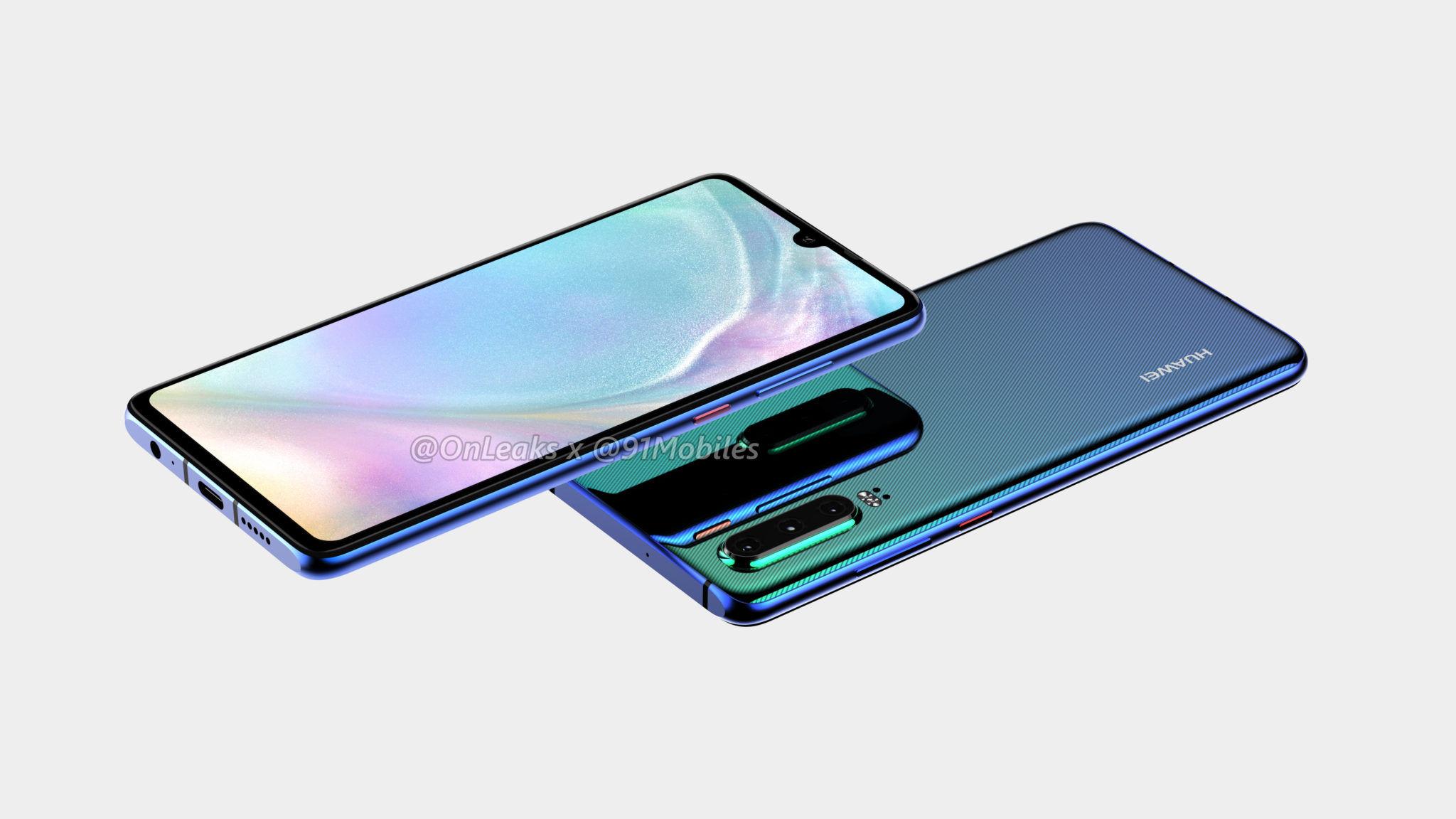 Huawei P30 se představí 26. března v Paříži [aktualizováno]