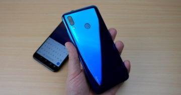 Huawei P smart (2019) - nablýskaná střední třída [recenze]