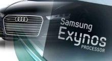 Samsung s Exynosem vstupuje do automobilového průmyslu