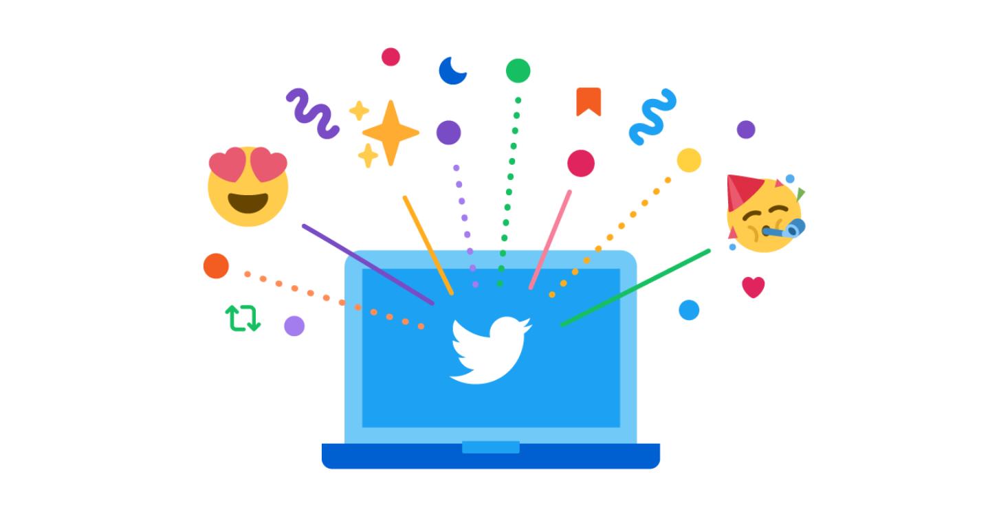 Twitter představuje novou verzi webového klienta