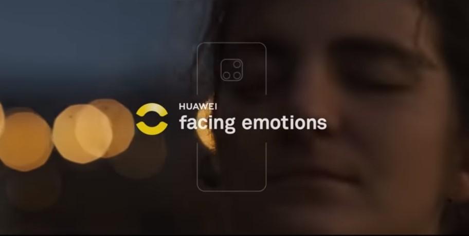Huawei Facing Emotions – aplikace převádějící emoce do zvuků