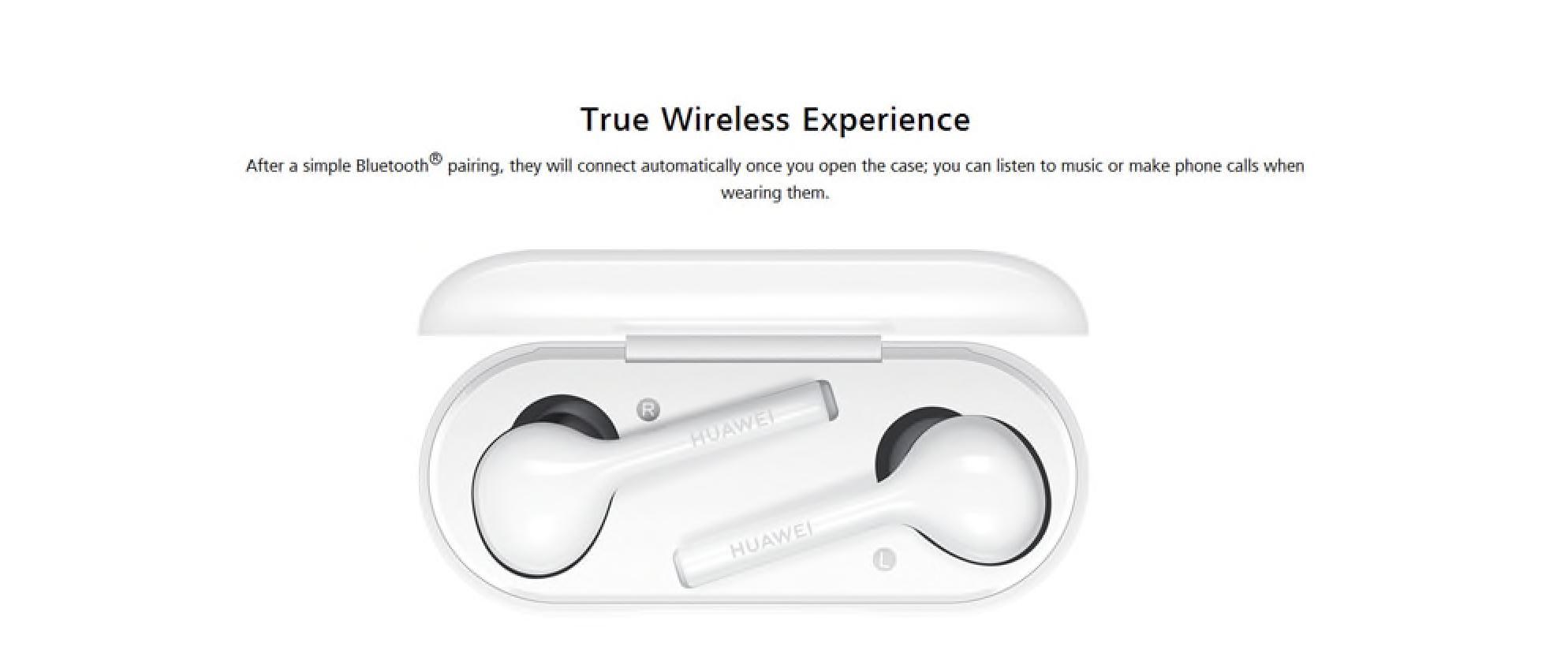 Bezdrátová sluchátka Huawei FlyPods a limitovaná sleva! [sponzorovaný článek]