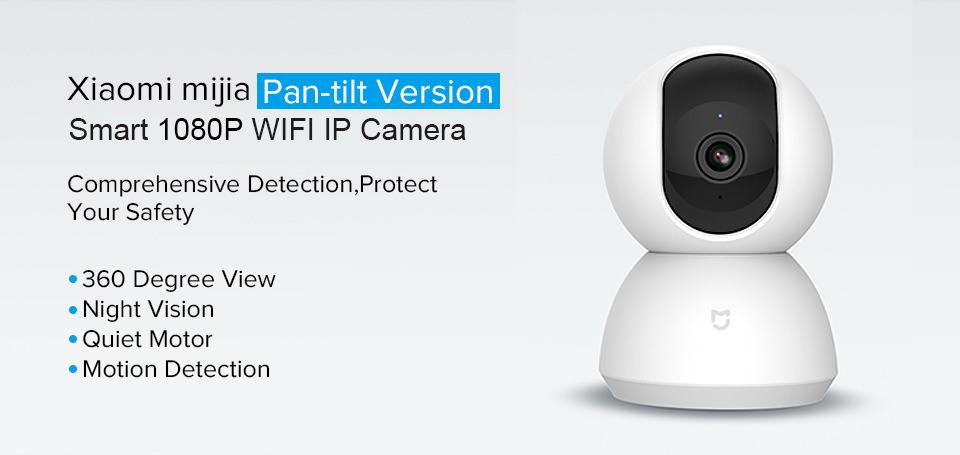 Chytrá kamera Xiaomi MijiaHome Panoramic za pár korun ochrání vaší domácnost! [sponzorovaný článek]