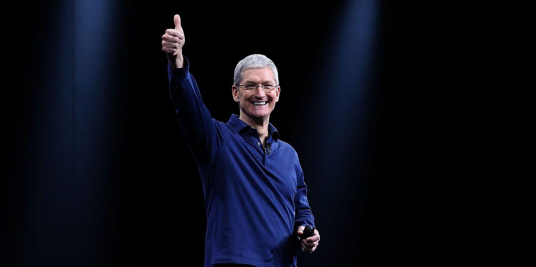 Apple zdvojnásobil počet dodavatelů, kteří budou pracovat se 100% obnovitelnou energií